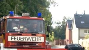 Freiwillige Feuerwehr in Frechen im Einsatz
